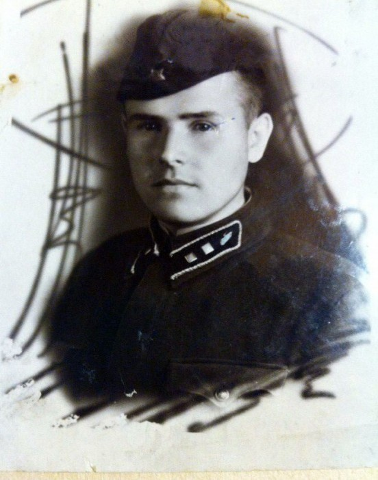 Татур Вацлав Францевич, 1942 г.